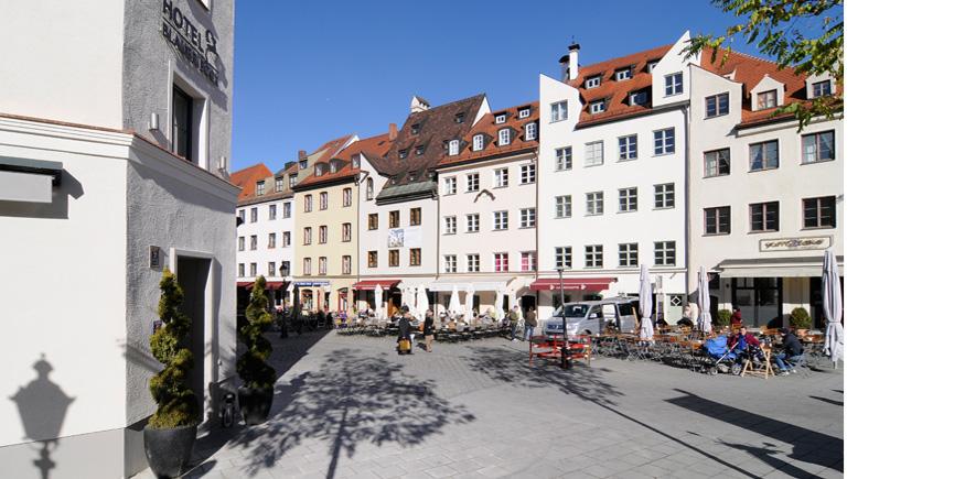 Blauer Bock Munchen Hotel