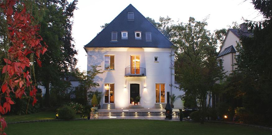 ammann ballauf architekten villa in nymphenburg m nchen. Black Bedroom Furniture Sets. Home Design Ideas